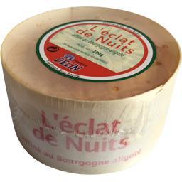 Sélectionné par votre magasin Fromage l'Eclat de Nuit affiné au Bourgogne aligoté le fromage de 200 g