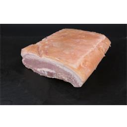 1/2 poitrine de porc qualité n°1 VPF