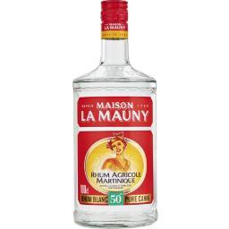 La Mauny Maison La Mauny Rhum agricole Martinique la bouteille de 100 cl
