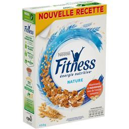 Nestlé Nestlé Céréales Fitness - Céréales nature la boite de 450 g