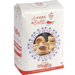 Préparation pour Muffin anglais - Les Pains à Poêler