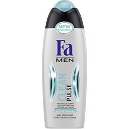 Men - Gel douche Clean Pulse
