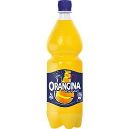 Orangina Orangina Boisson gazeuse rafraichissante aux fruits la bouteille de 1 l
