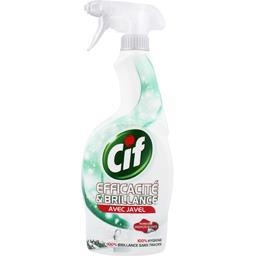 Nettoyant Efficacité & Brillance avec javel