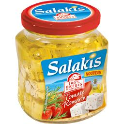 Salakis Salakis Fromage de brebis tomate romarin le bocal de 300 g