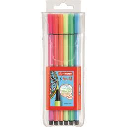 Feutre Pen 68 neon, pointe 1 mm