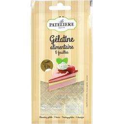 Gélatine alimentaire