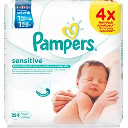 Lingettes Sensitive