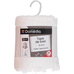 Tapis de bain 50x70 cm blanc