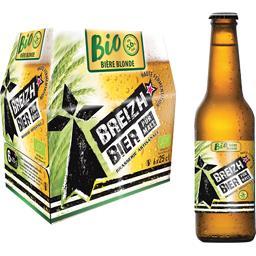 Bière blonde BIO