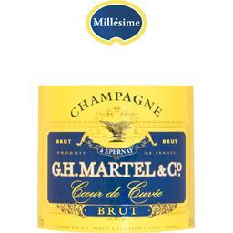 Champagne brut Cœur de Cuvée