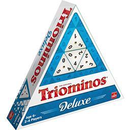 Triominos Goliath Triominos Deluxe le jeu