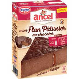Mon Flan Pâtissier au chocolat