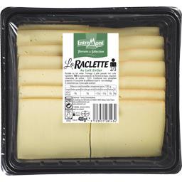 Fromage La Raclette au lait entier
