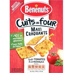 Apéro Cracks - Biscuits apéritif goût tomate