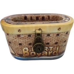 Biscuits Boite Ford Boyard Tirelire
