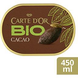 Carte d'Or Carte d'Or Crème glacée cacao corsé du Pérou BIO le bac de 250 g