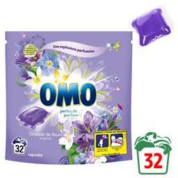 Capsules de lessive Douceur de fleurs et jasmin