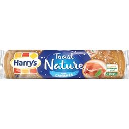 Harry's Canapés toasts nature