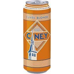 Ciney Ciney Bière Cuvée Blonde la boite de 50 cl