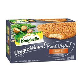 Bonduelle VeggissiMmm! - Pané Végétal soja et blé croustillant