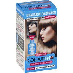 Effaceur de coloration usage fréquent