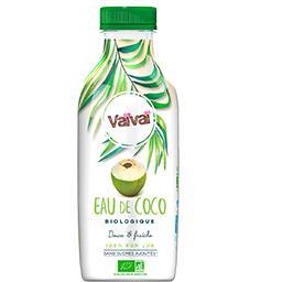 Eau de coco BIO sans sucres ajoutés