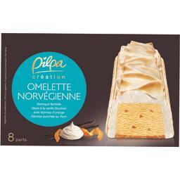 Création - Omelette norvégienne
