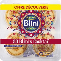 Blini s Cocktail