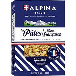 Les Pâtes Filière Française - Epinette