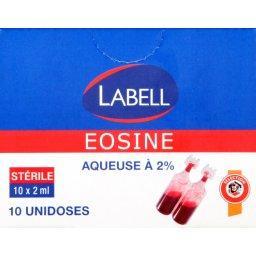 Eosine aqueuse à 2%