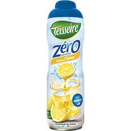 0% de Sucre - Sirop de citron
