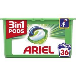 Original - 3en1 - lessive en capsules - 36 lavages