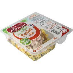 Salade de pâtes poulet rôti Mon Snack