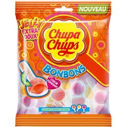 Bonbons Jelly extra doux, cœur fondant double goût