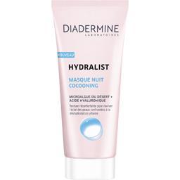 Diadermine Diadermine Hydralist - Masque nuit cocooning le tube de 100 ml
