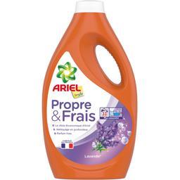 Ariel Ariel Lessive liquide simply parfum lavande La bouteille de 33 lavages
