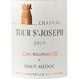Haut-Médoc Cru Bourgeois, vin rouge