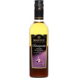 Maille Vinaigre de vin rouge échalotes pointe d'oignon roug...
