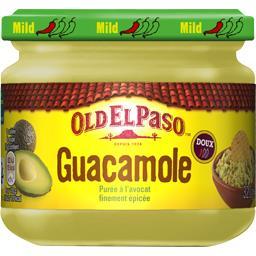 Old El Paso Old El Paso Guacamole doux le pot de 320 g