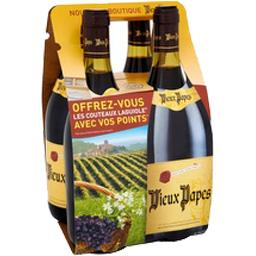 Vieux Papes, vin rouge