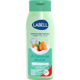Shampooing familial 2 en 1 très doux à l'amande douc...