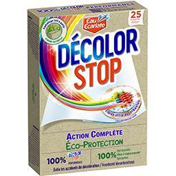Décolor Stop - Lingettes Action Complète Eco-Protect...