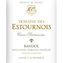 Bandol - Cuvée Sérénissime, vin rosé