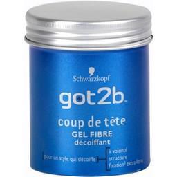 Got2B - Gel fibre décoiffant Coup de Tête