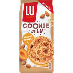 Cookie abricot amandes