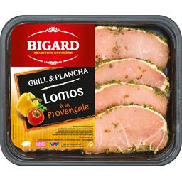 Lomo de porc a la provencale