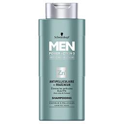 Men - Shampooing antipelliculaire + fraîcheur Zn+