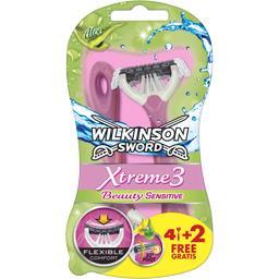 Xtreme 3 - Rasoirs jetables Beauty Sensitive