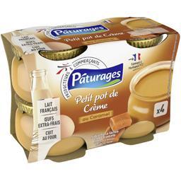 Petit Pot de Crème au caramel